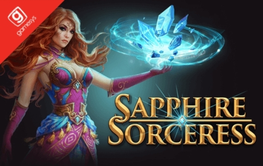 The Sapphire Sorceress Online Slot Demo Game by Gamesys