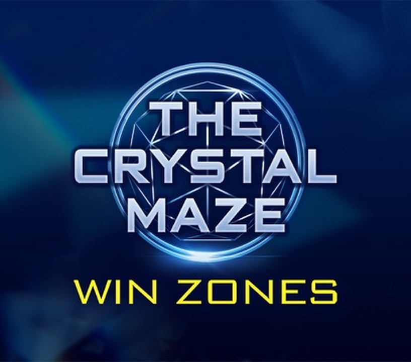 The The Crystal Maze Win Zones Online Slot Demo Game by Gamesys