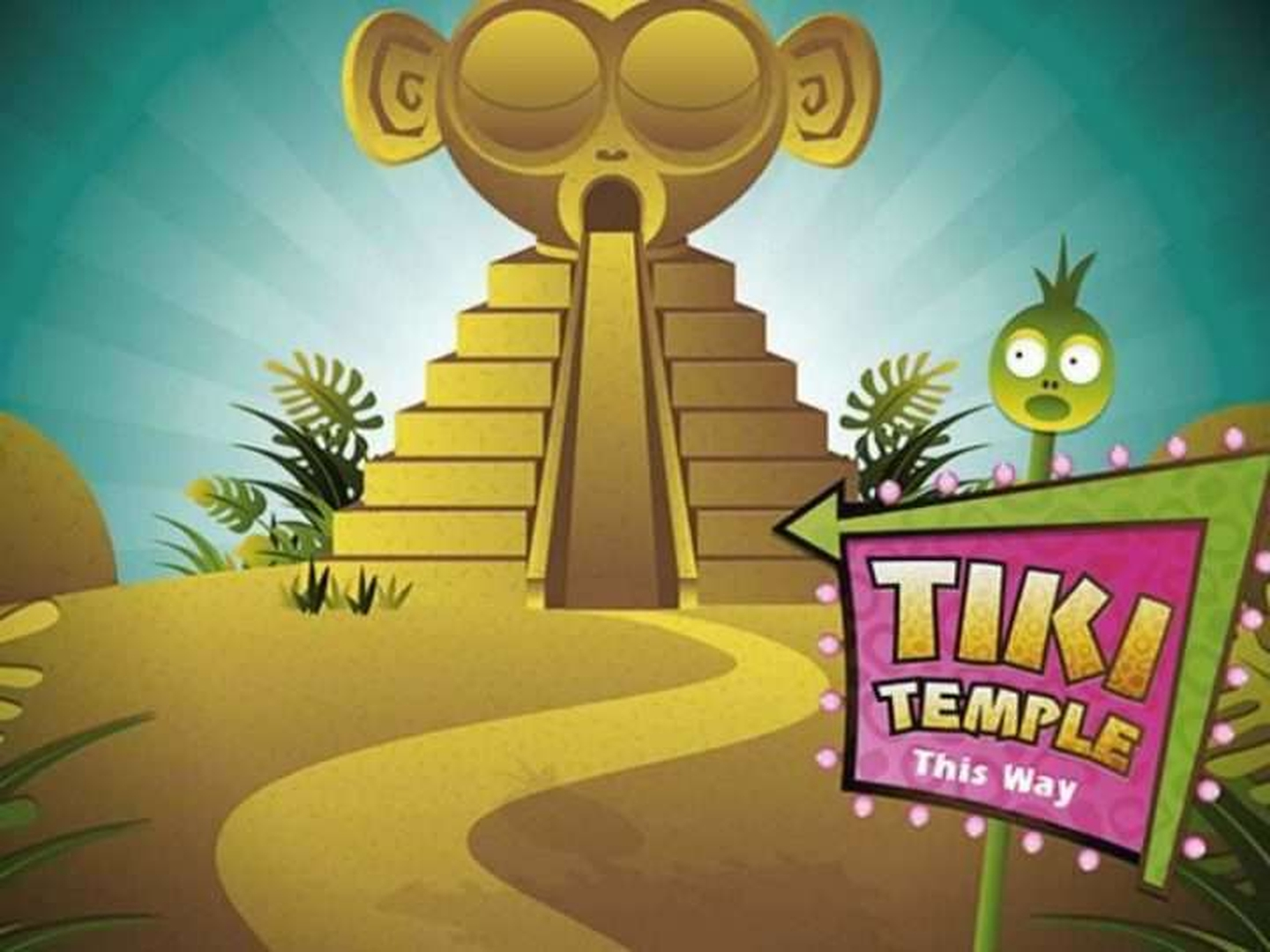 The Tiki Temple Online Slot Demo Game by Gamesys
