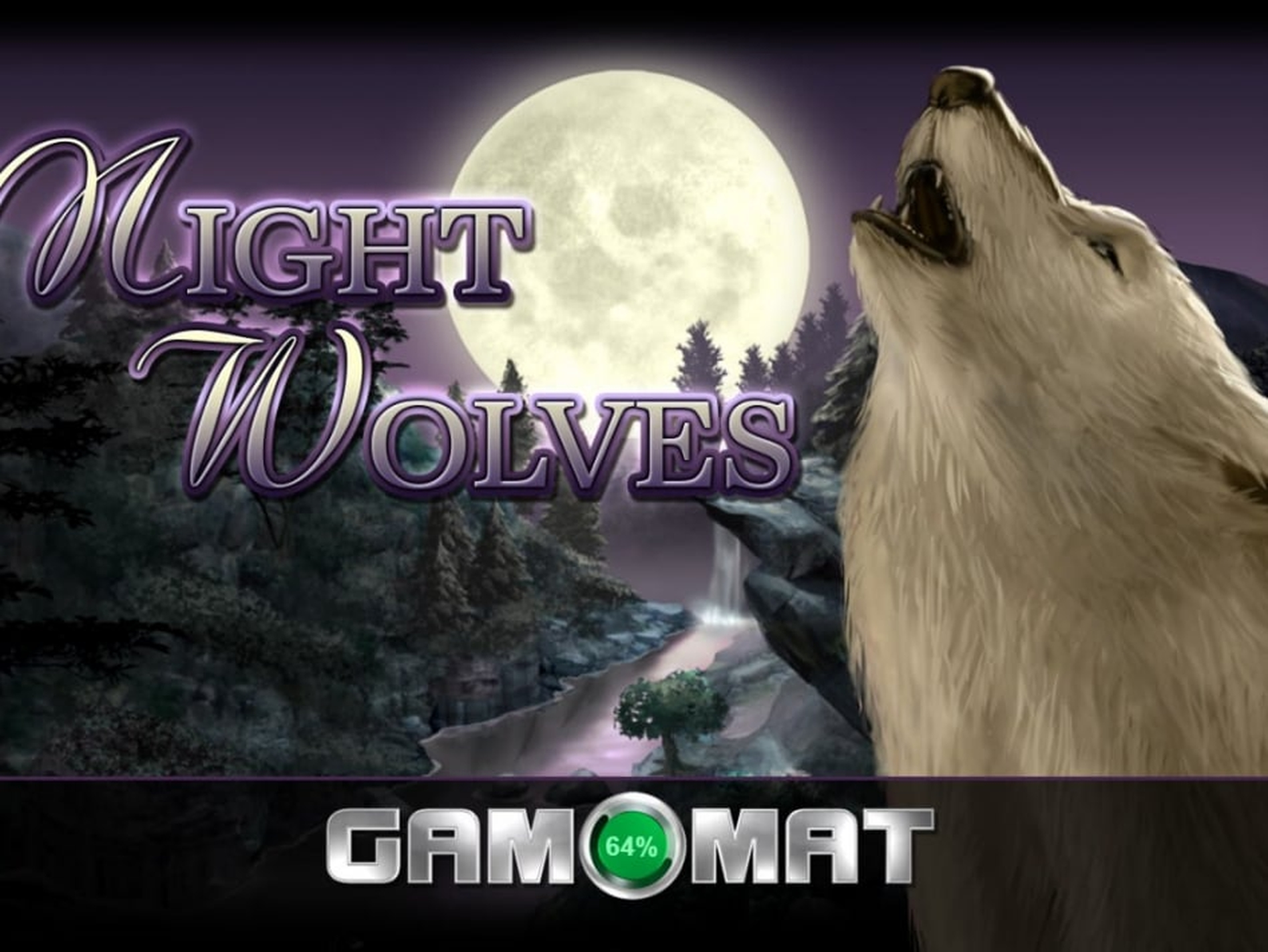 The Night Wolves Online Slot Demo Game by Gamomat