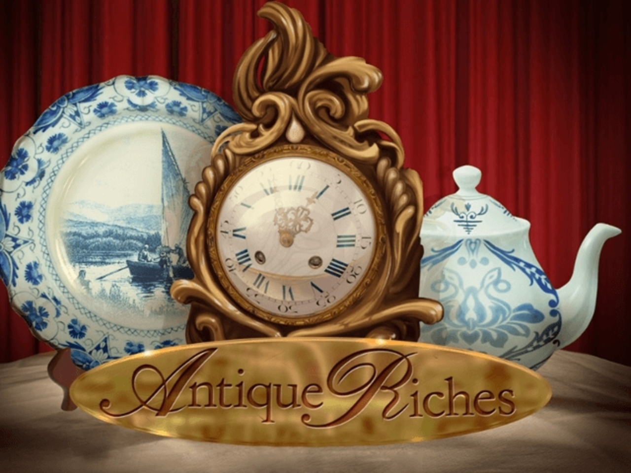 The Antique Riches Online Slot Demo Game by Genesis