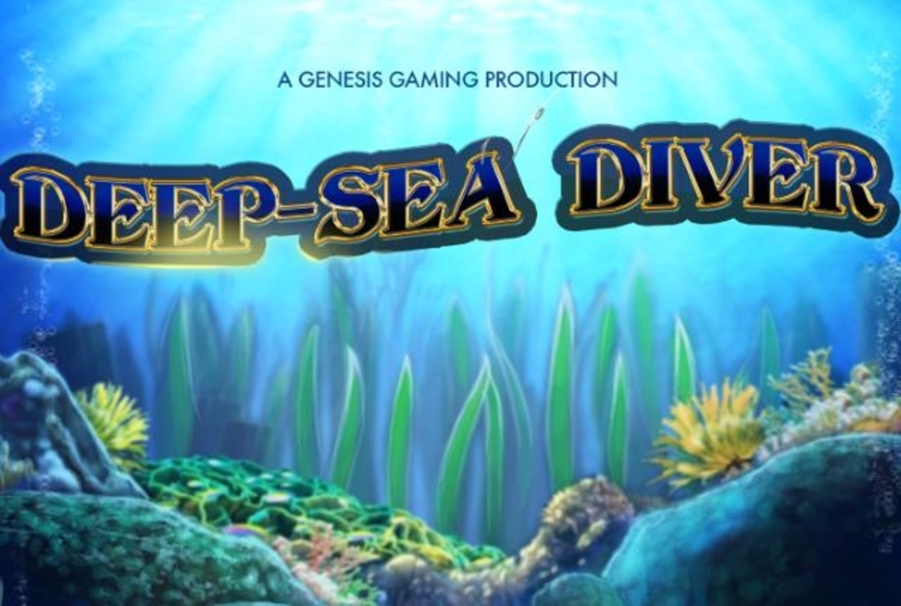 The Deep Sea Diver Online Slot Demo Game by Genesis