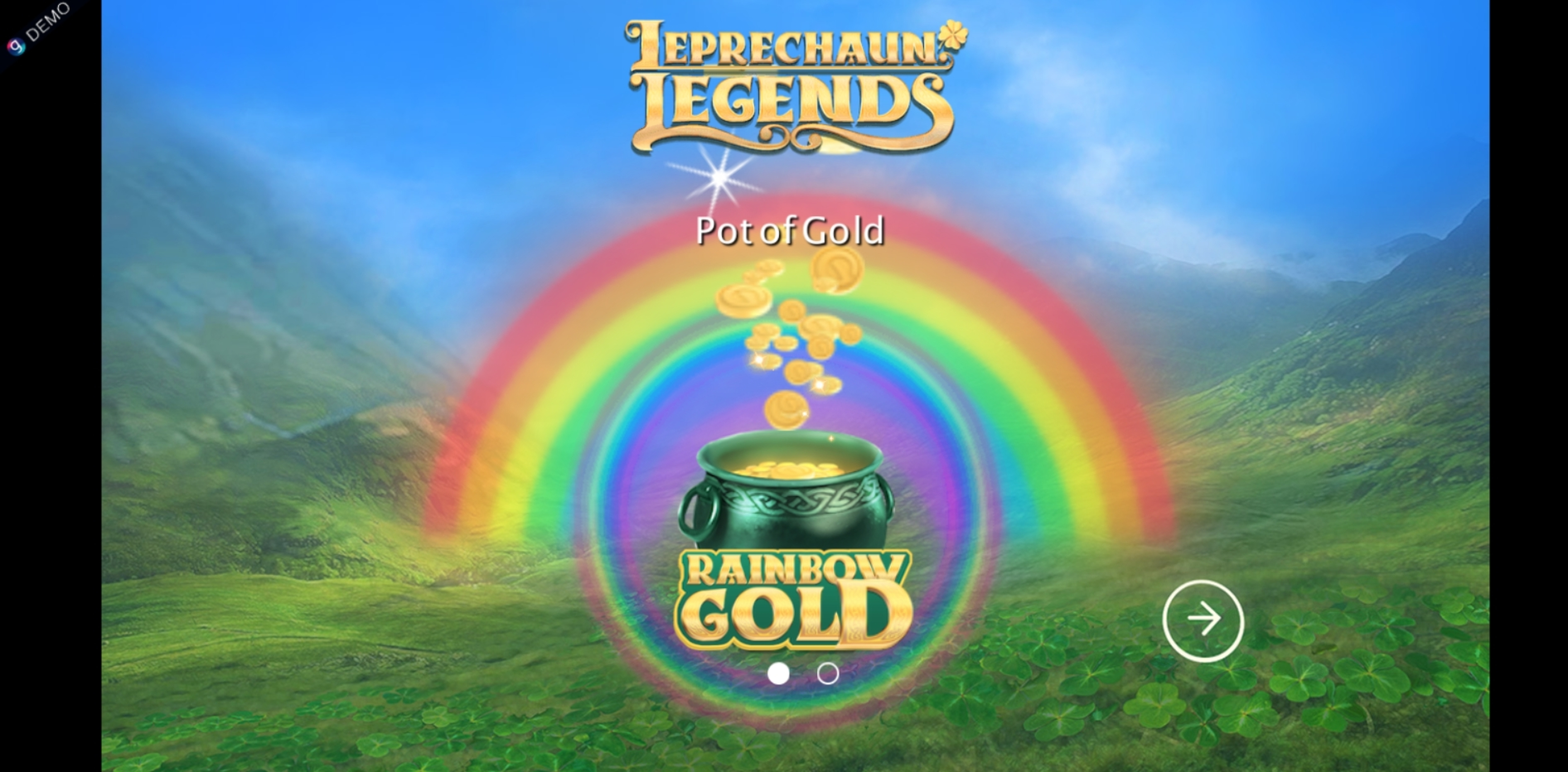 Play Leprechaun Legends Free Casino Slot Game by Genesis