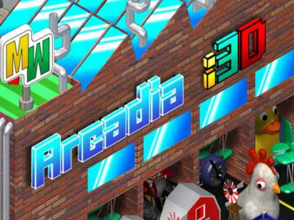 The Arcadia i3D Online Slot Demo Game by Genii