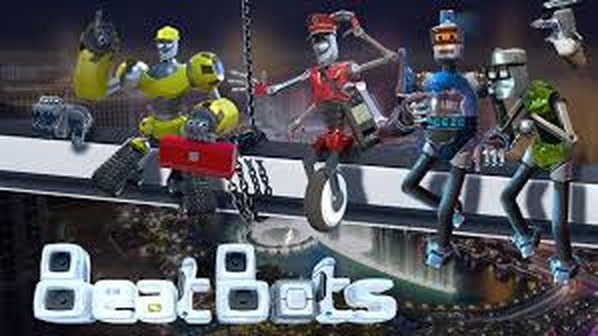 The Beat Bots Online Slot Demo Game by Genii