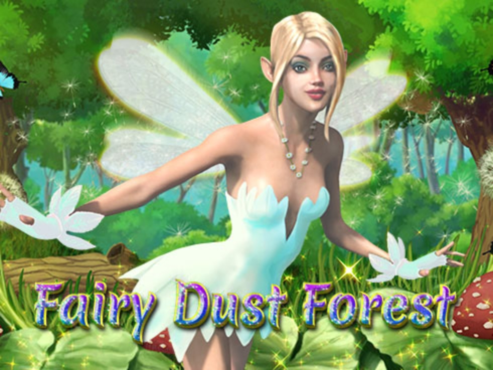The Fairy Dust Forest Online Slot Demo Game by Genii