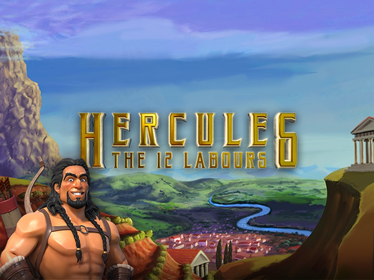 The Hercules The 12 Labours Online Slot Demo Game by Genii