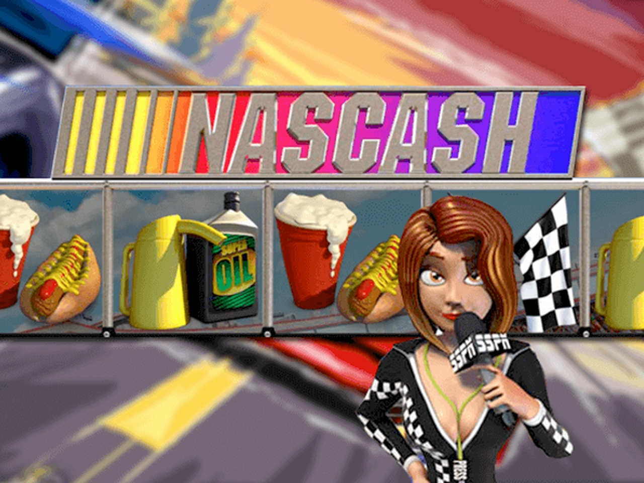 The Nascash Online Slot Demo Game by Genii