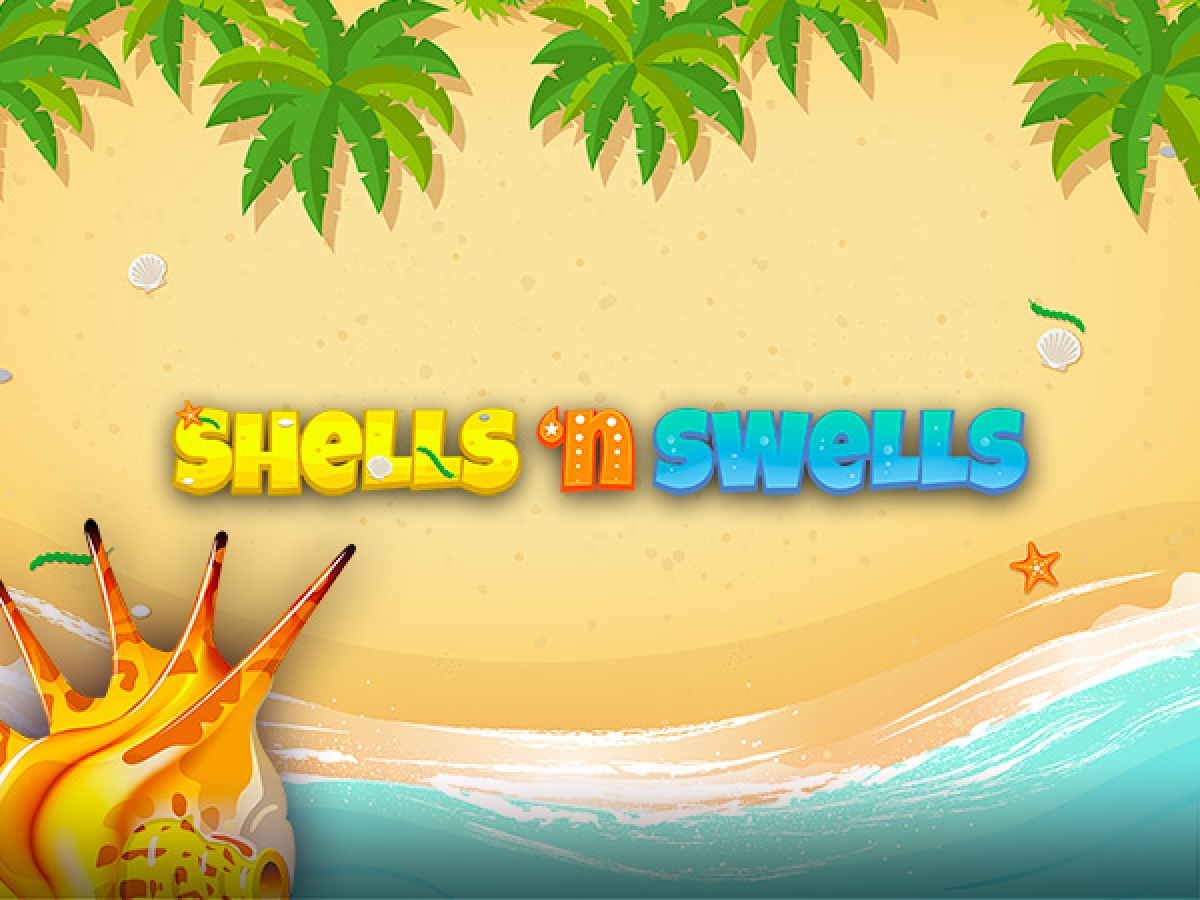 The Shells 'n Swells Online Slot Demo Game by Genii