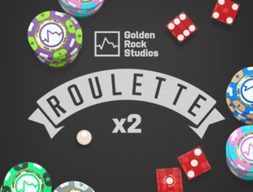 The Roulette X2 Online Slot Demo Game by Golden Rock Studios