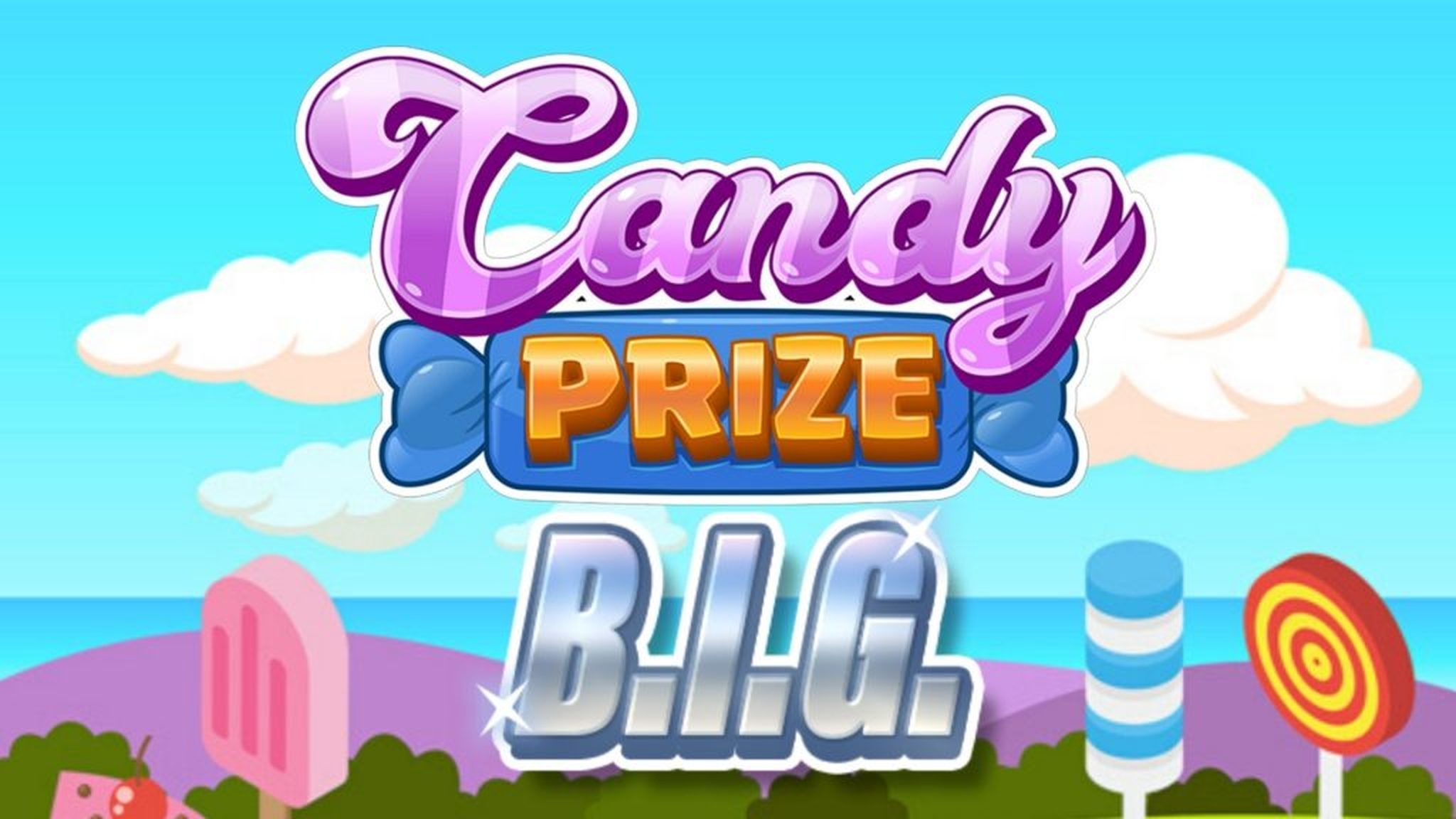 The Candy Prize BIG Online Slot Demo Game by Green Jade Games