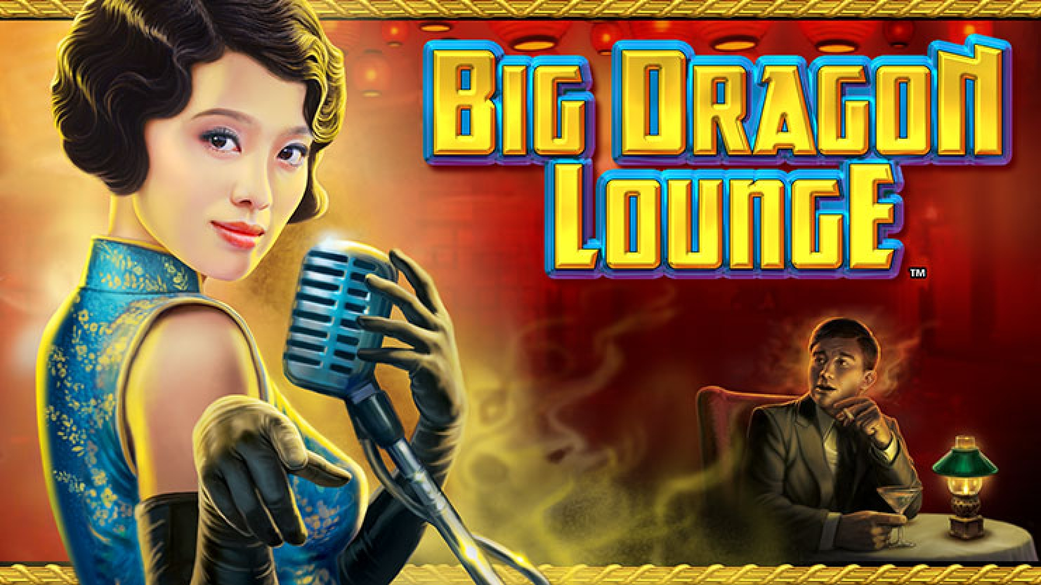 The Big Dragon Lounge Online Slot Demo Game by High 5 Games