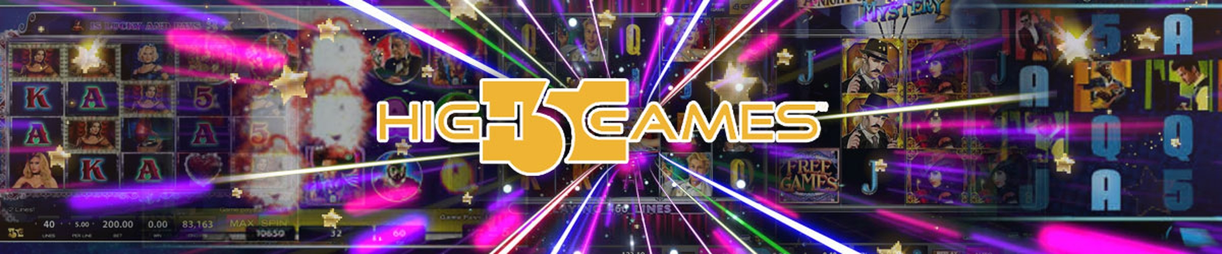 The Cabaret Nights Online Slot Demo Game by High 5 Games