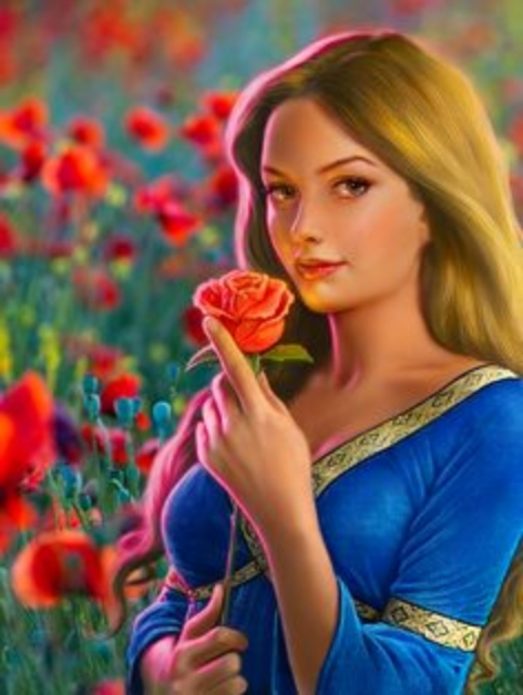 The Dream Beauty Online Slot Demo Game by High 5 Games