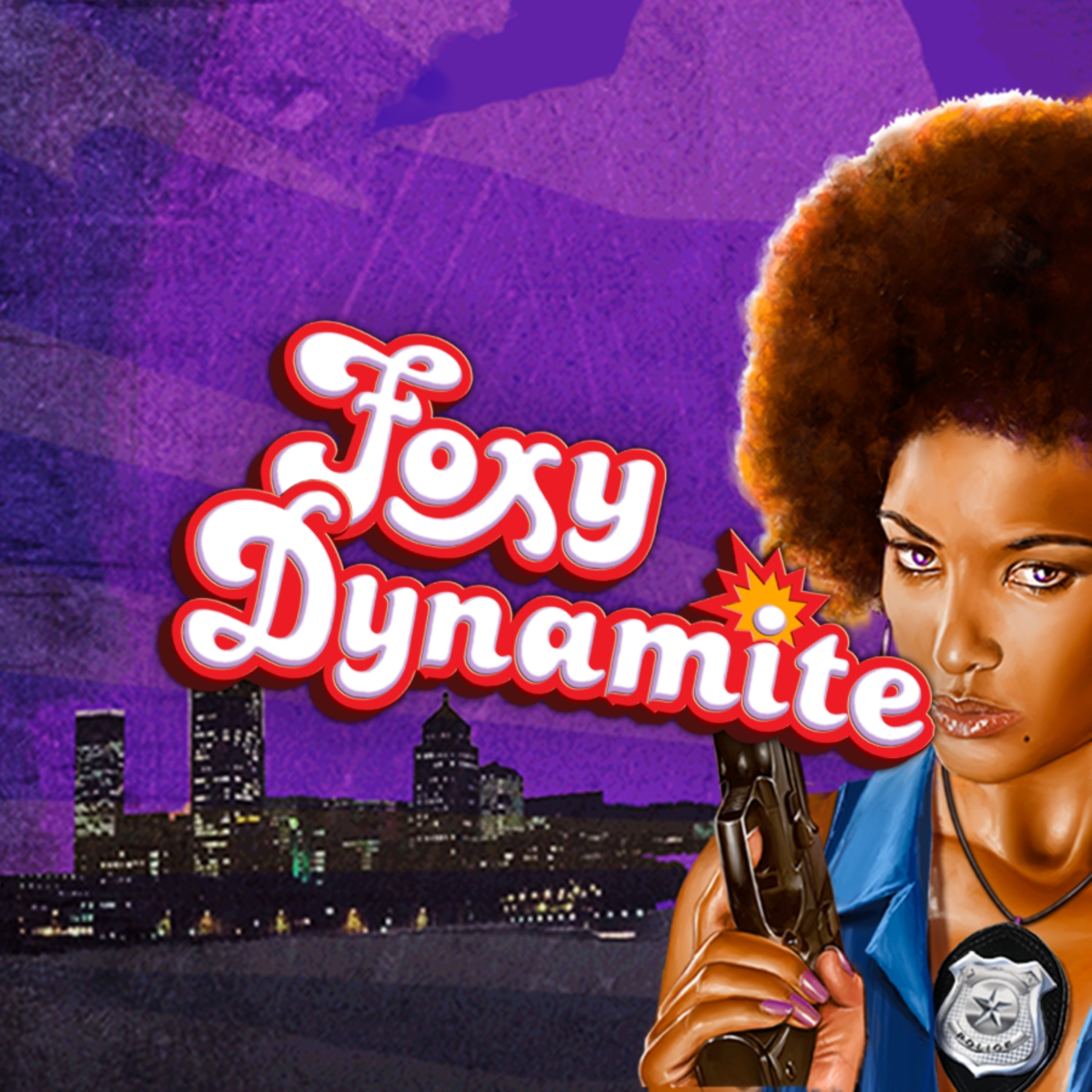 The Foxy Dynamite Online Slot Demo Game by High 5 Games