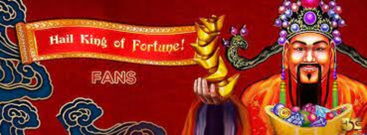 The Hail King of Fortune Online Slot Demo Game by High 5 Games