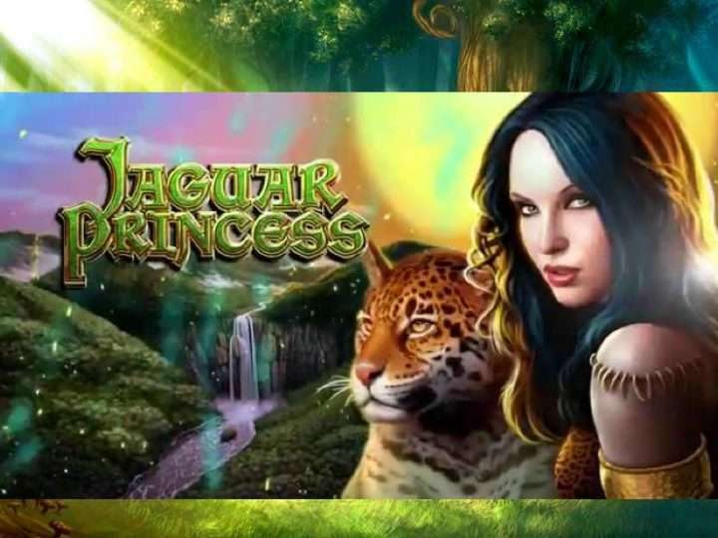 The Jaguar Princess Online Slot Demo Game by High 5 Games