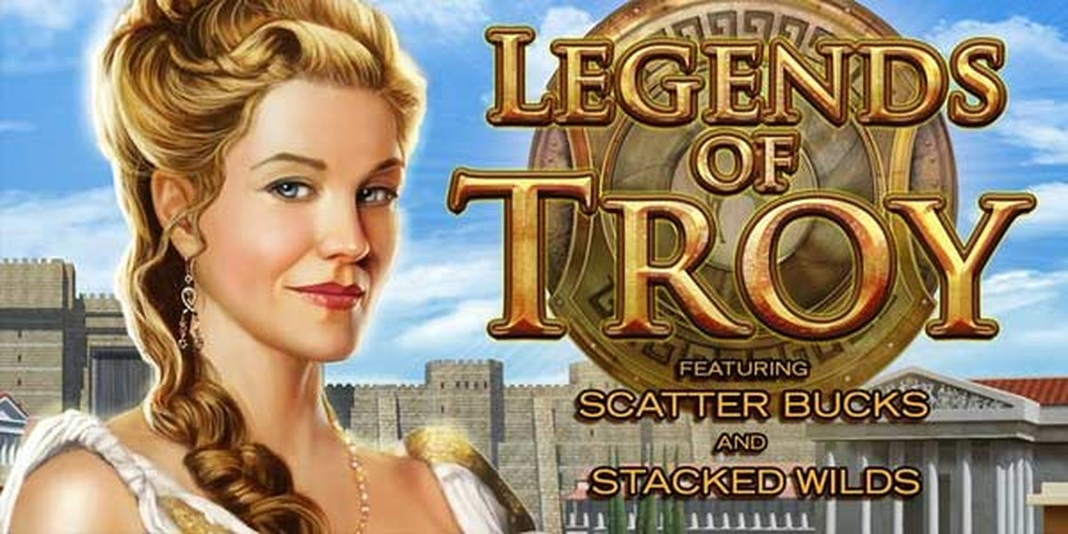 The Legends of Troy Online Slot Demo Game by High 5 Games