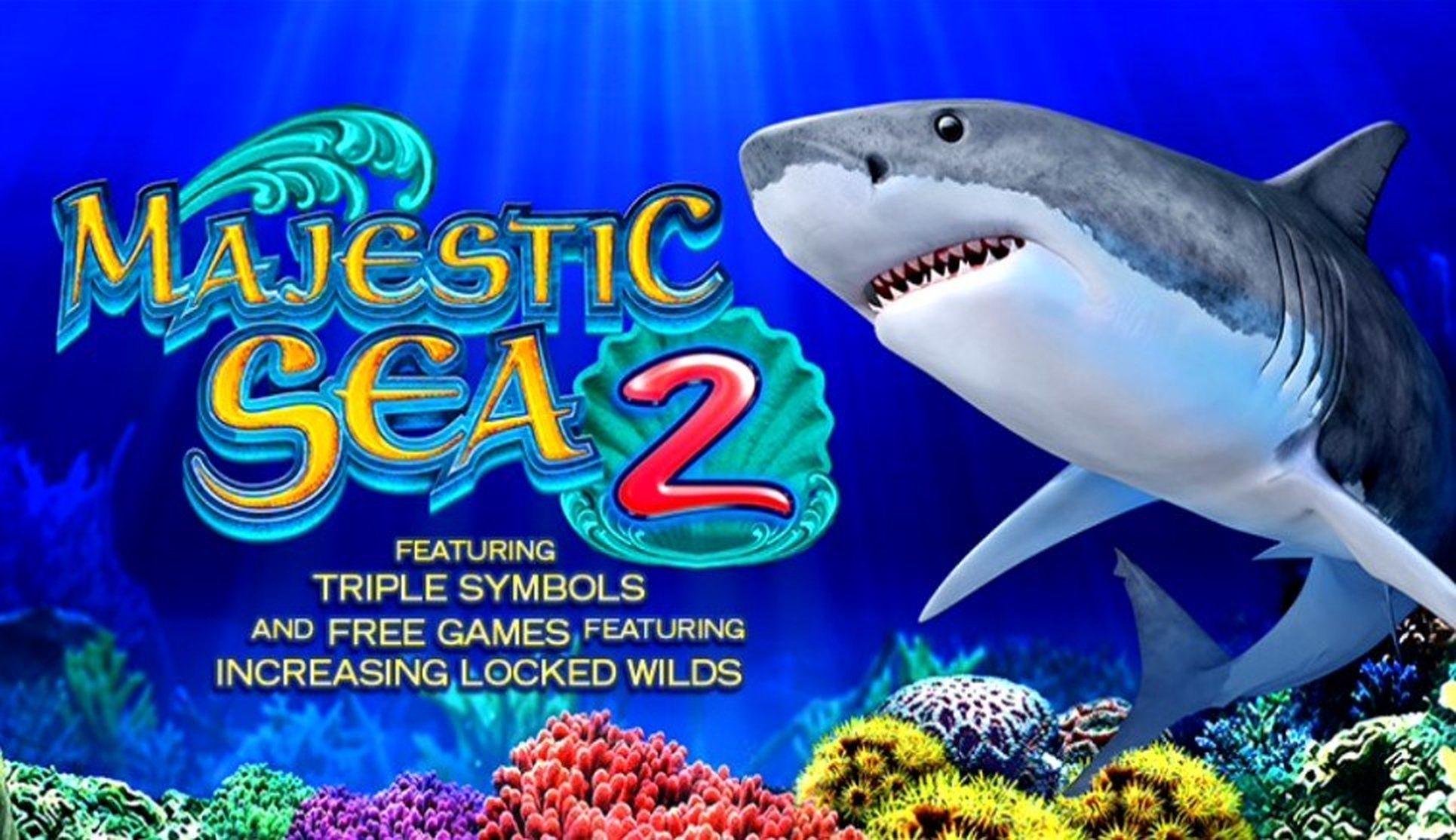 The Majestic Sea 2 Online Slot Demo Game by High 5 Games