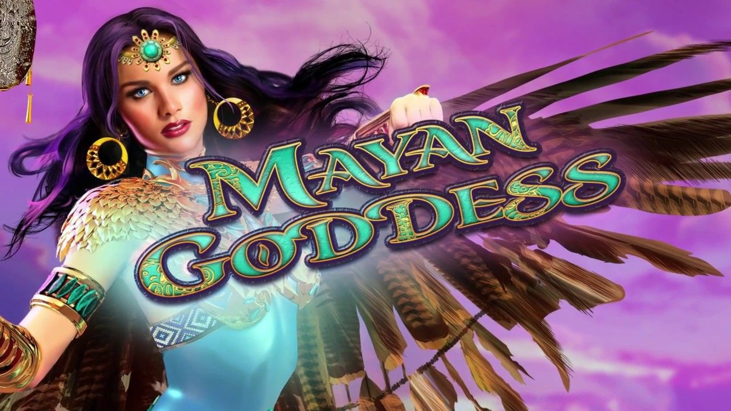 The Mayan Goddess Online Slot Demo Game by High 5 Games