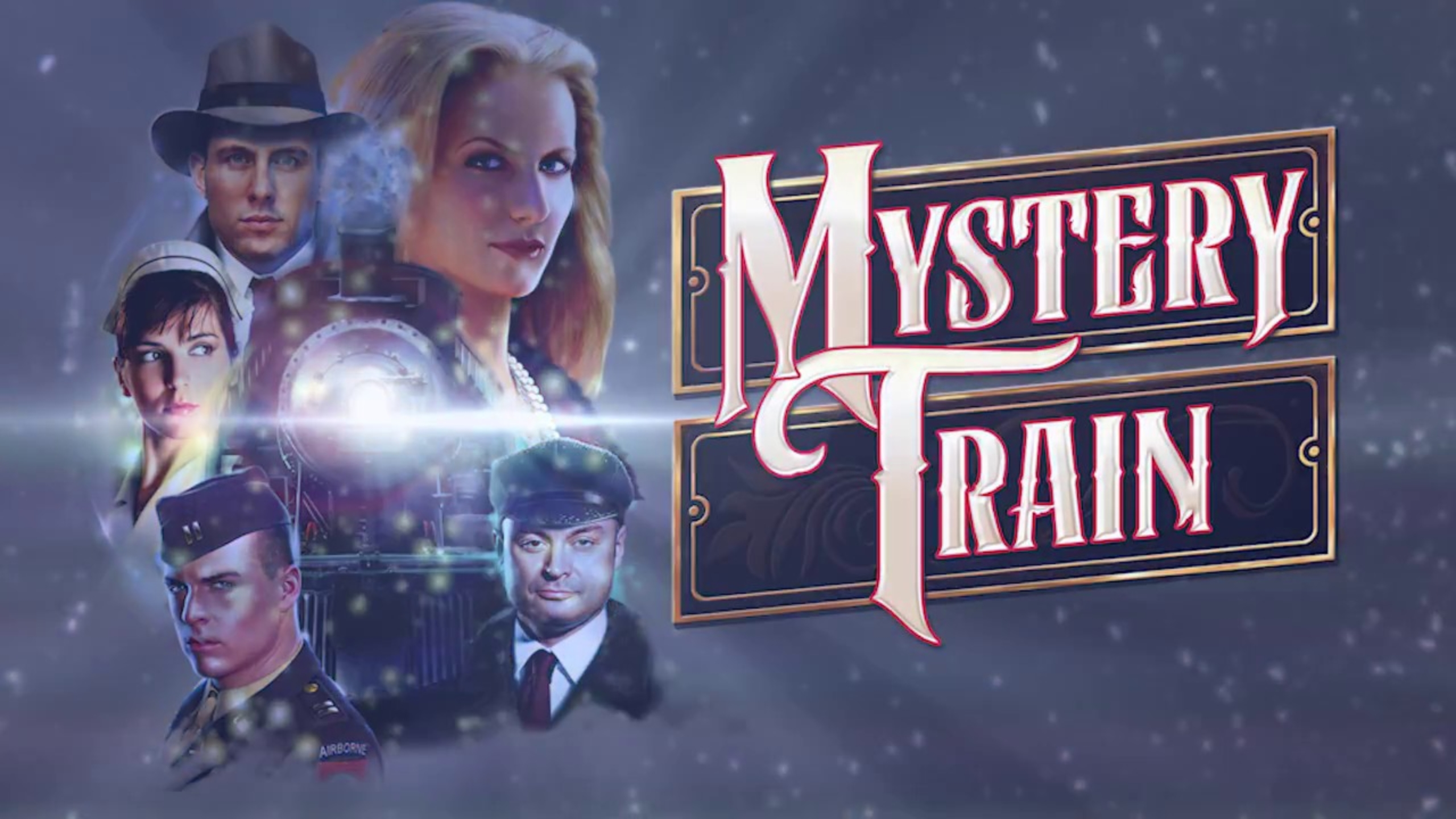 The Mystery Train Online Slot Demo Game by High 5 Games