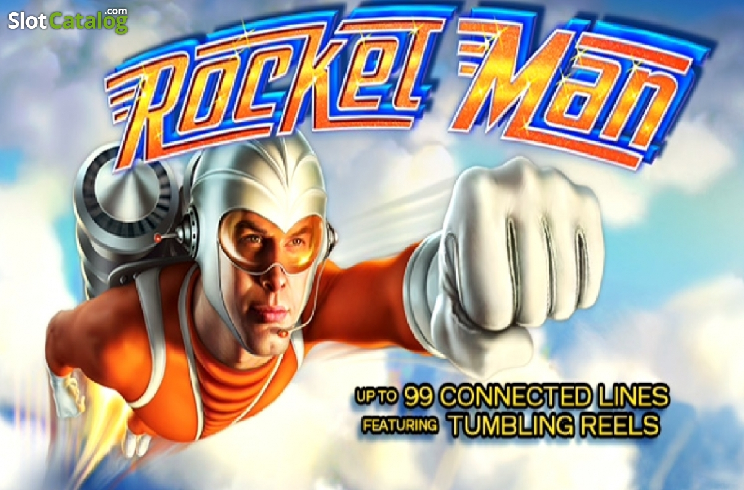 The Rocket Man (High 5 Games) Online Slot Demo Game by High 5 Games