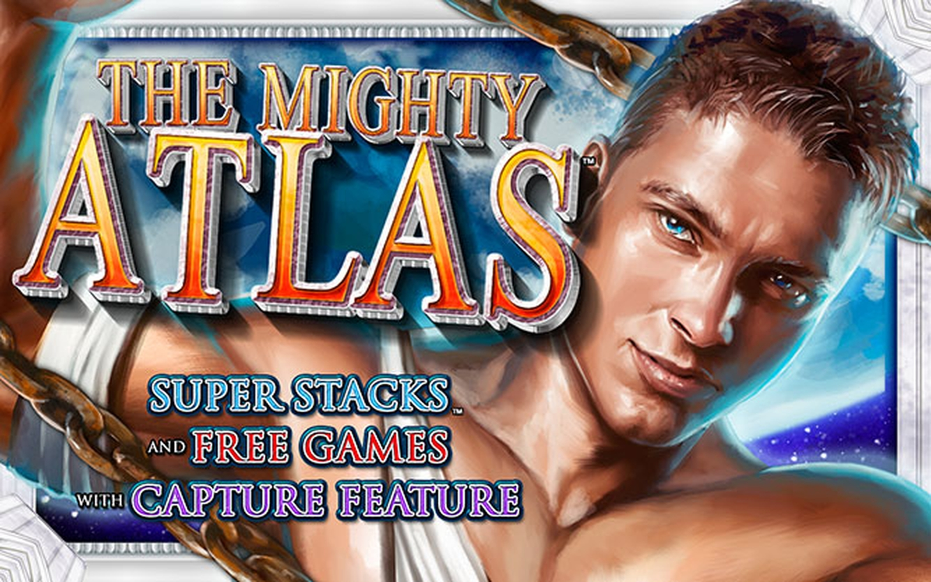 The The Mighty Atlas Online Slot Demo Game by High 5 Games