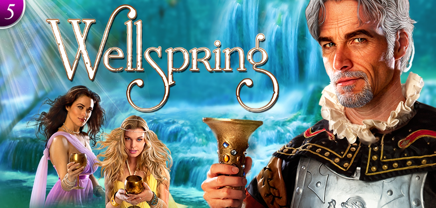 The Wellspring Online Slot Demo Game by High 5 Games