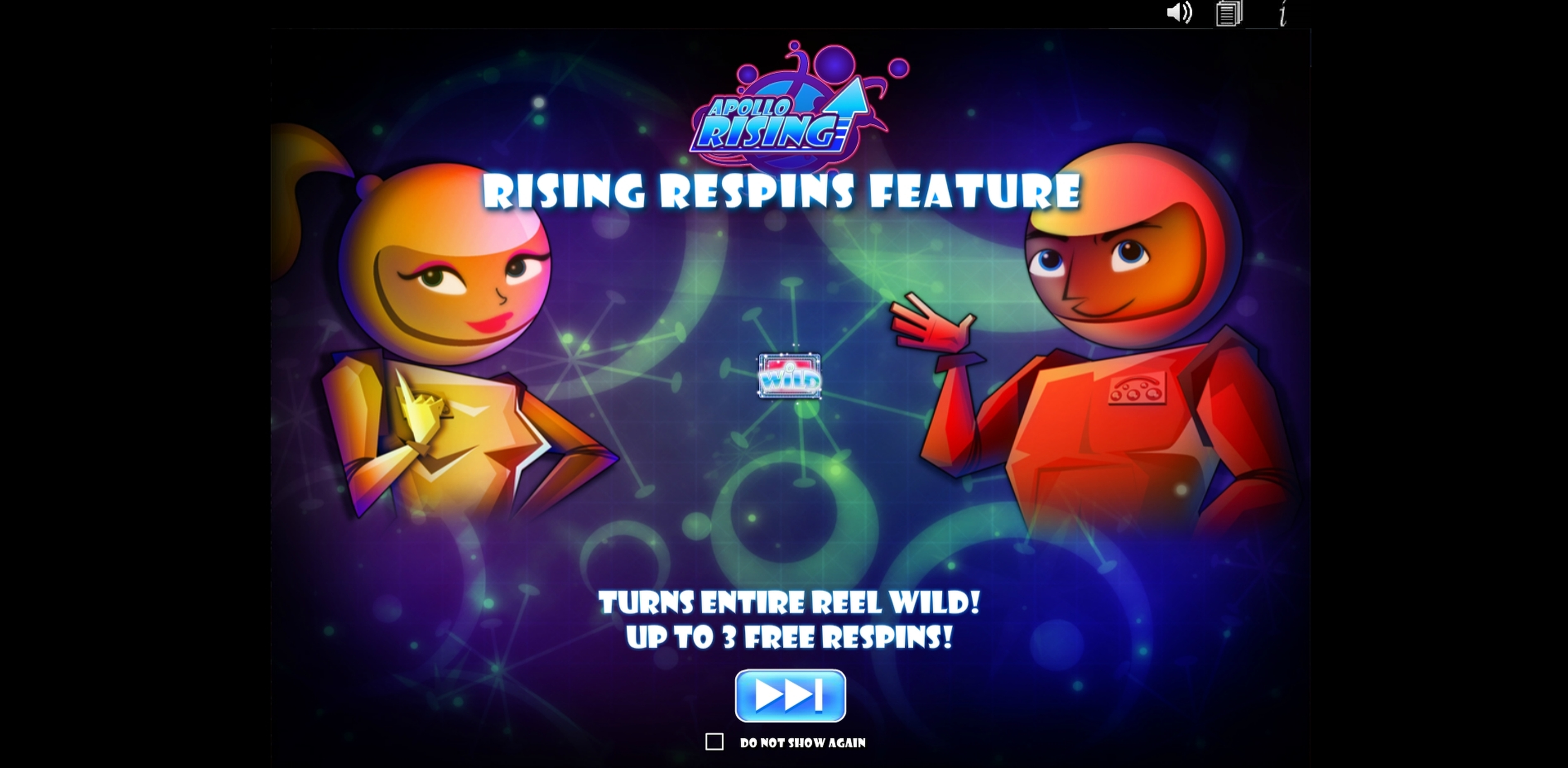 Play Apollo Rising Free Casino Slot Game by IGT