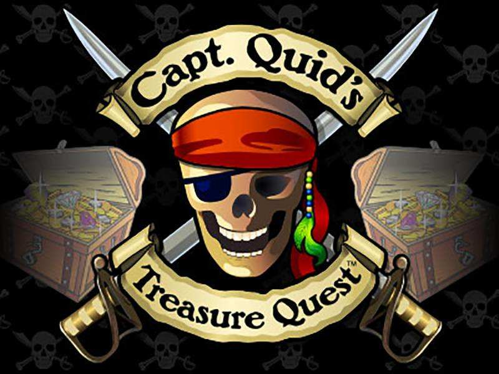 The Captain Quids Treasure Quest Online Slot Demo Game by IGT