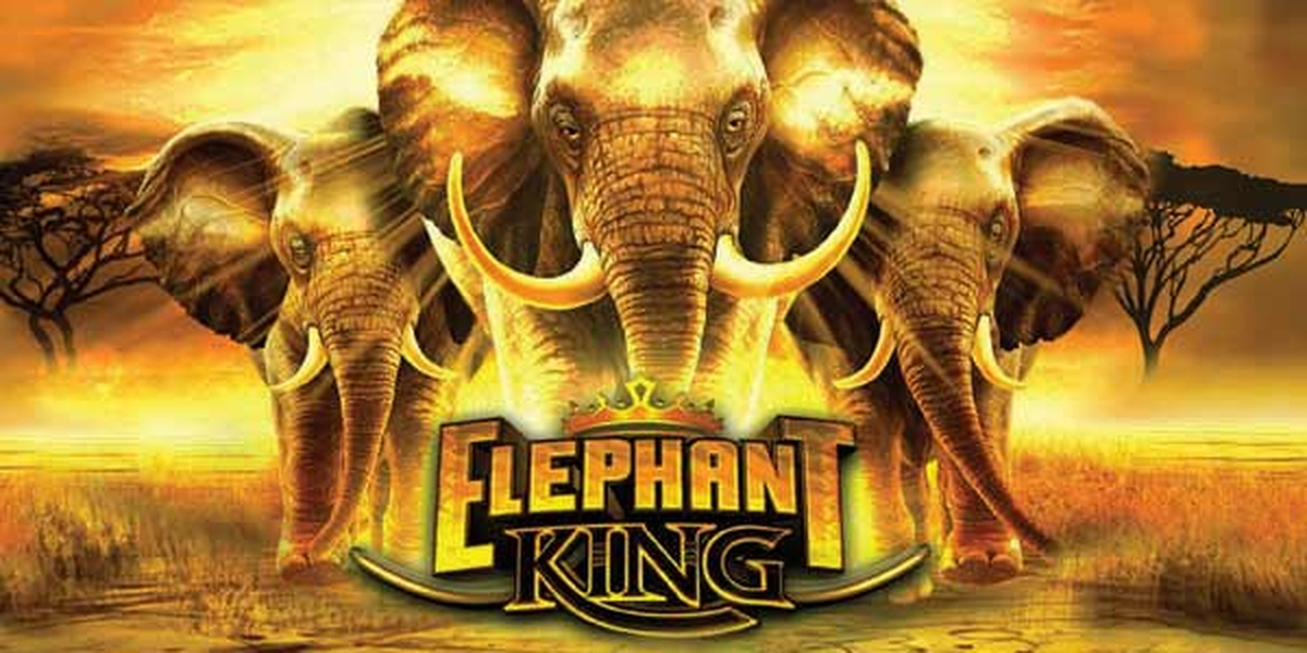 The Elephant King Online Slot Demo Game by IGT
