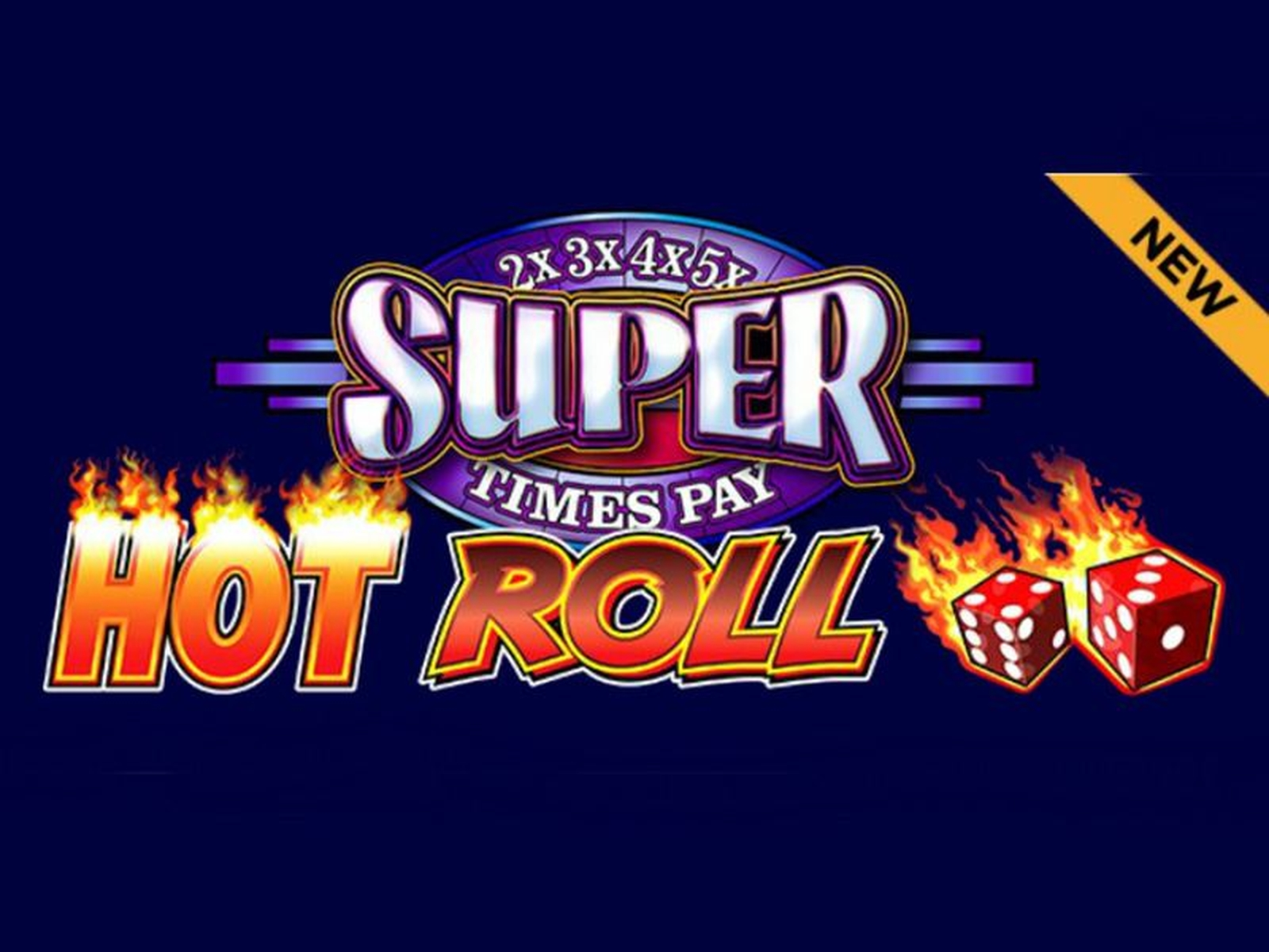 The Super Times Pay Hot Roll Online Slot Demo Game by IGT