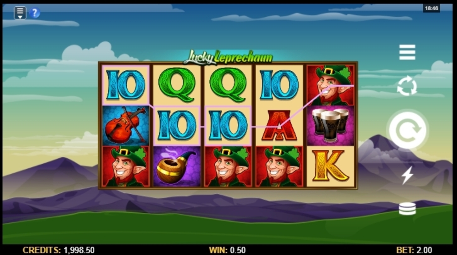 Win Money in Lucky Leprechaun (iSoftBet) Free Slot Game by iSoftBet
