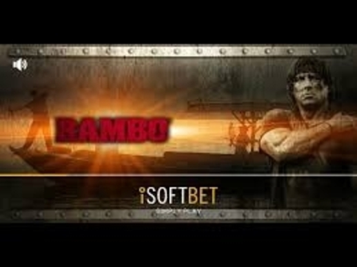 The Rambo (iSoftBet) Online Slot Demo Game by iSoftBet