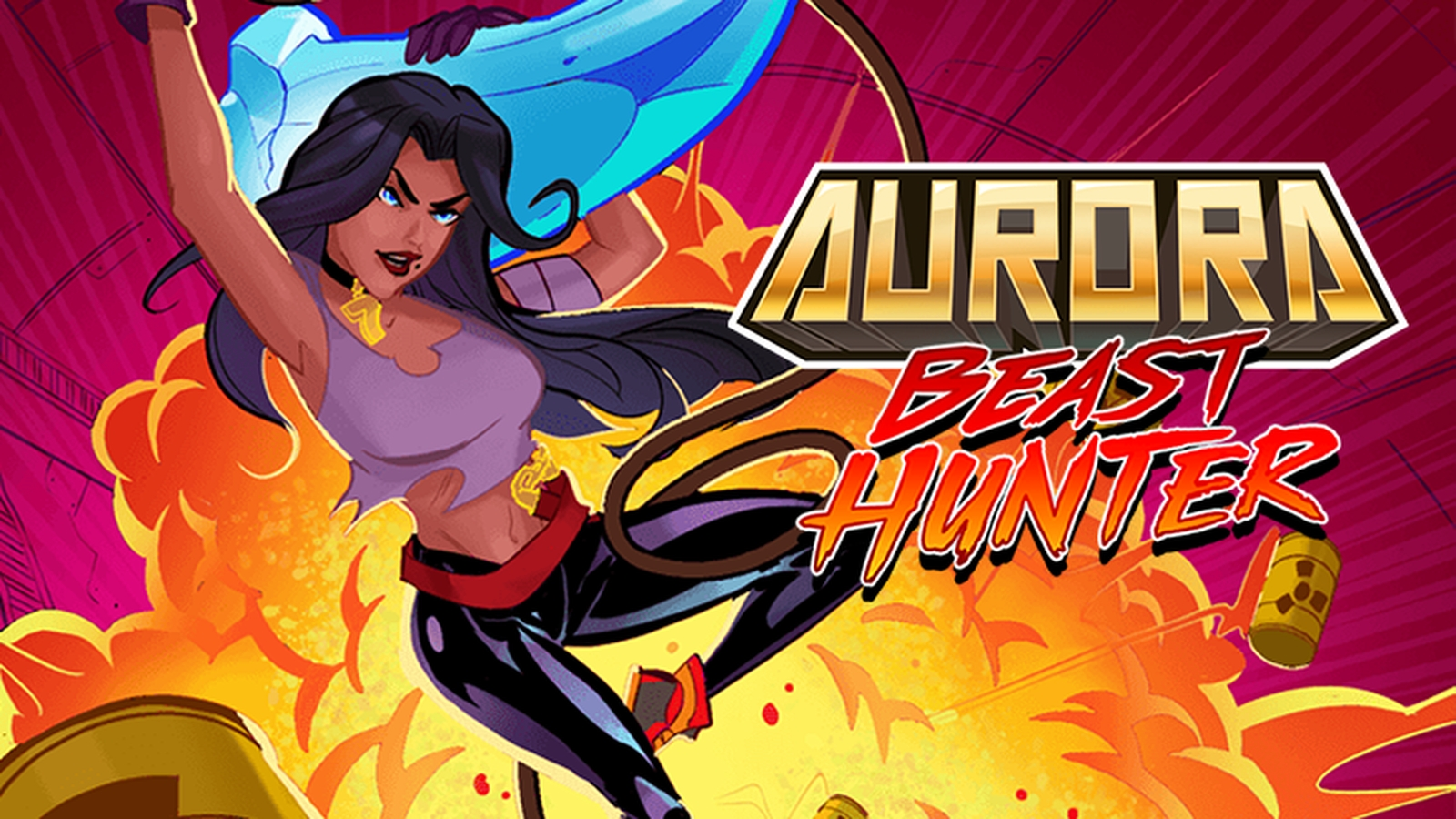 Win Money in Aurora Beast Hunter Free Slot Game by Just For The Win