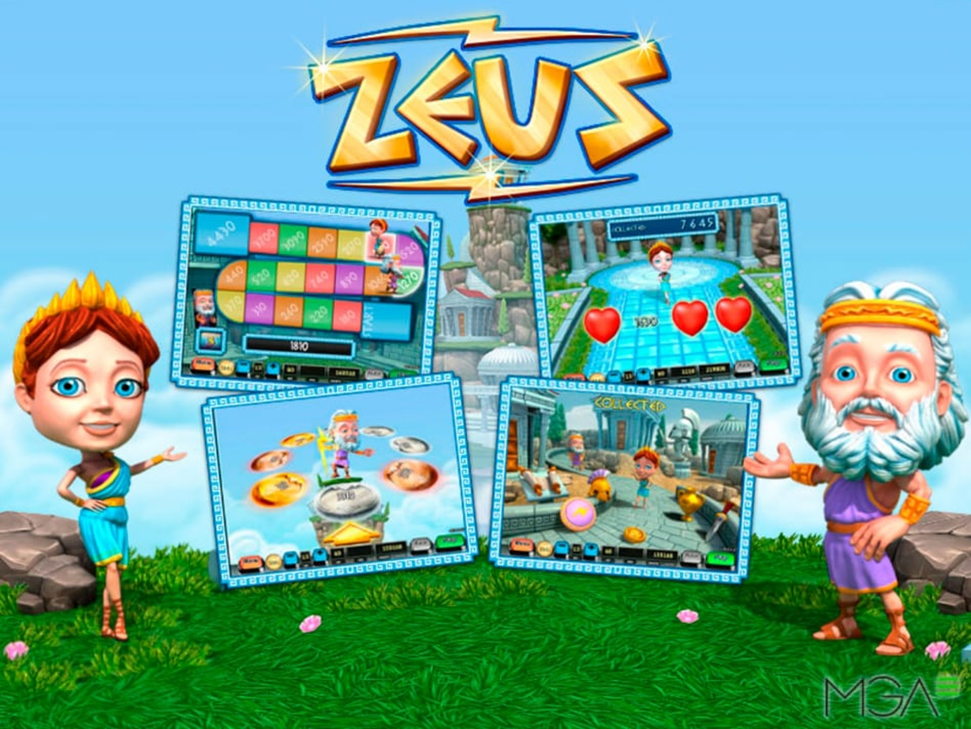 The Zeus Bingo Online Slot Demo Game by MGA