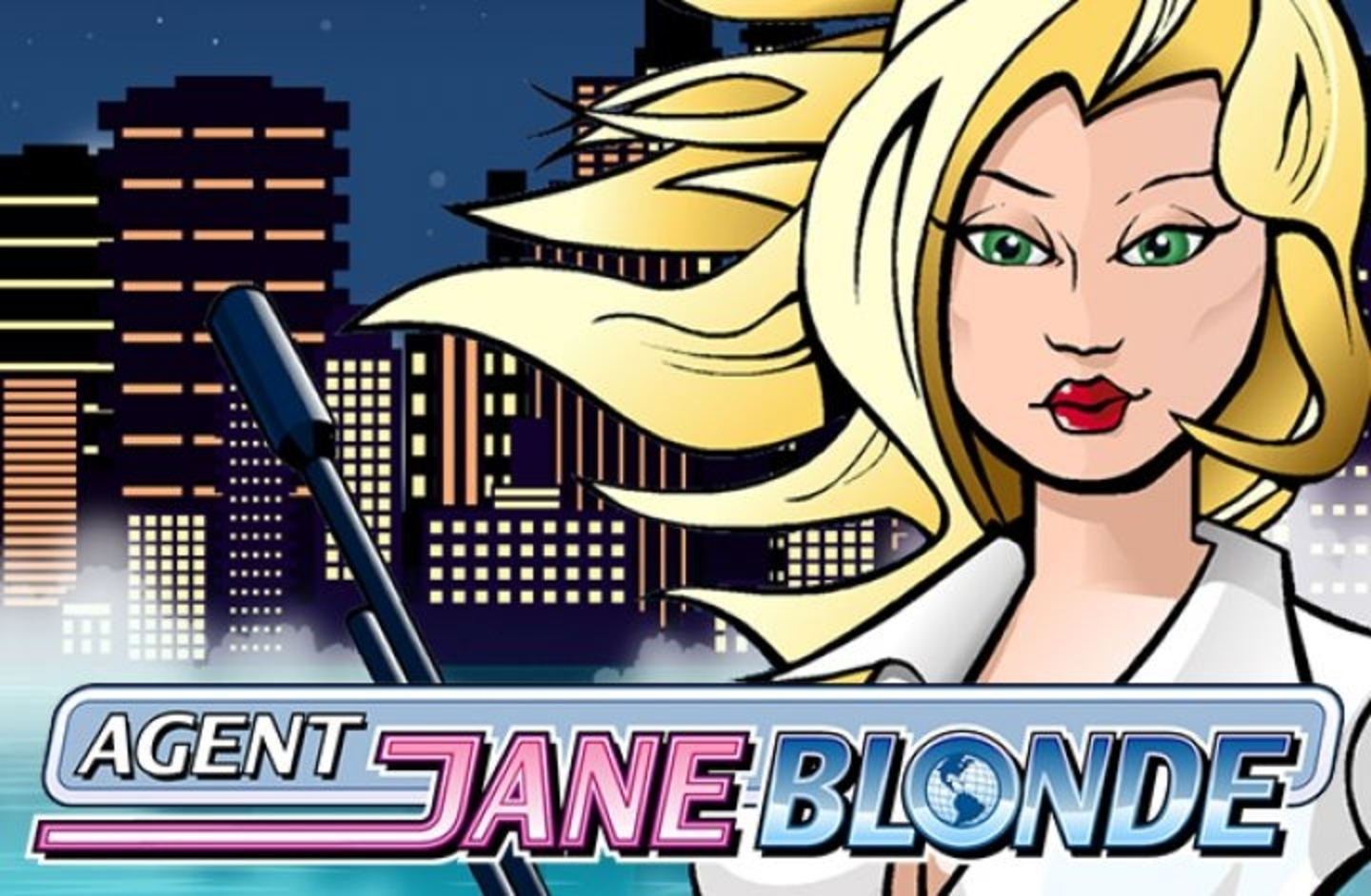 The Agent Jane Blonde Online Slot Demo Game by Microgaming