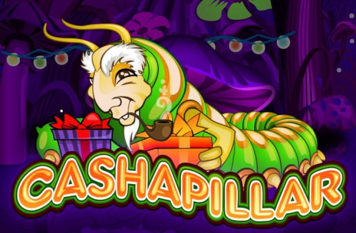 The Cashapillar Online Slot Demo Game by Microgaming