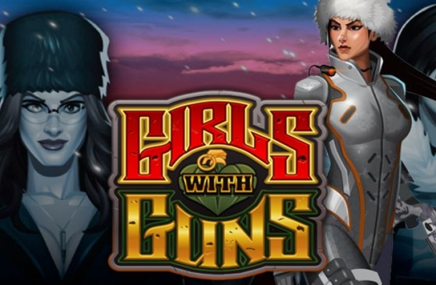 The Girls With Guns - Frozen Dawn Online Slot Demo Game by Microgaming