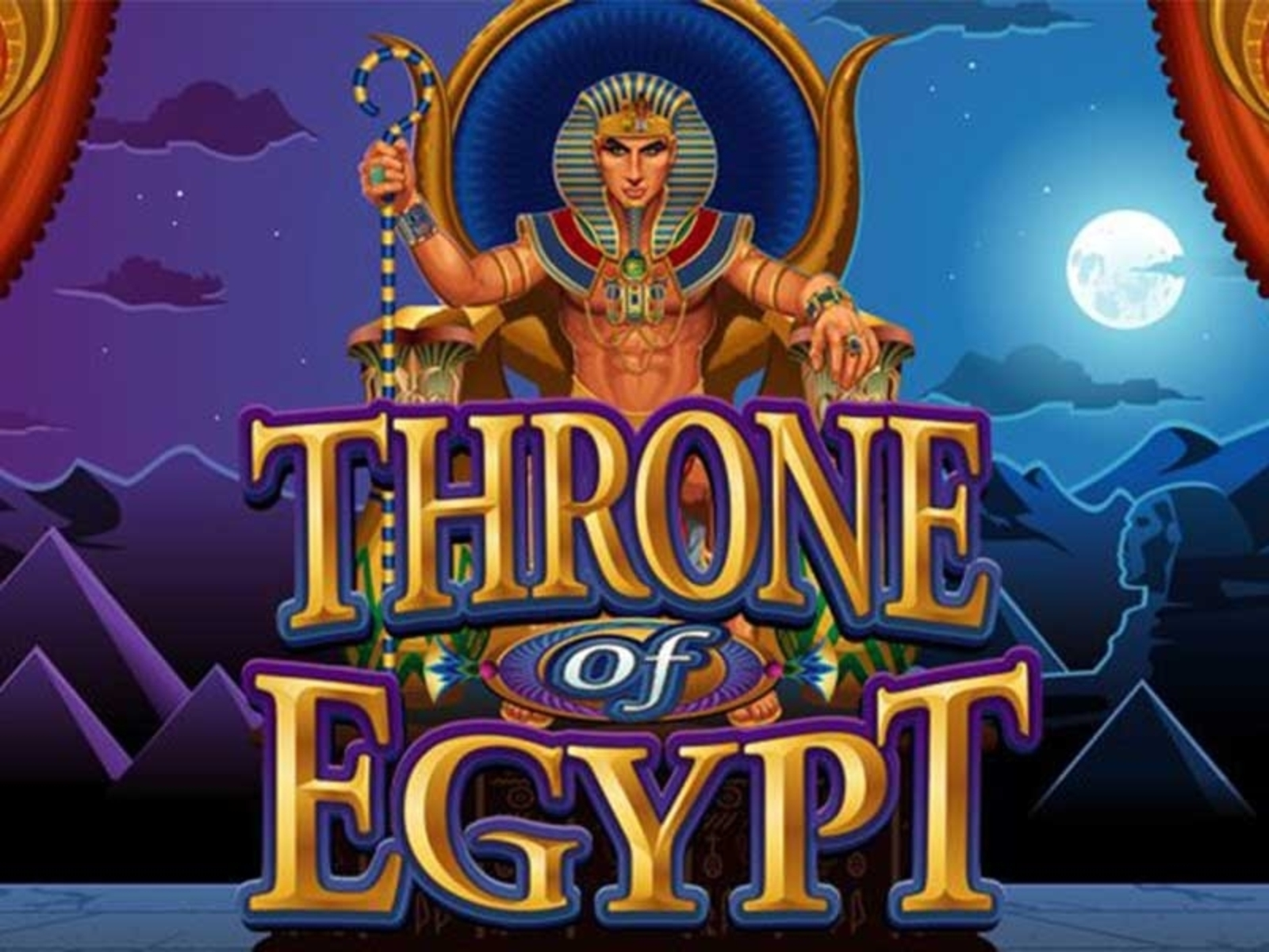 The Throne of Egypt Online Slot Demo Game by Microgaming