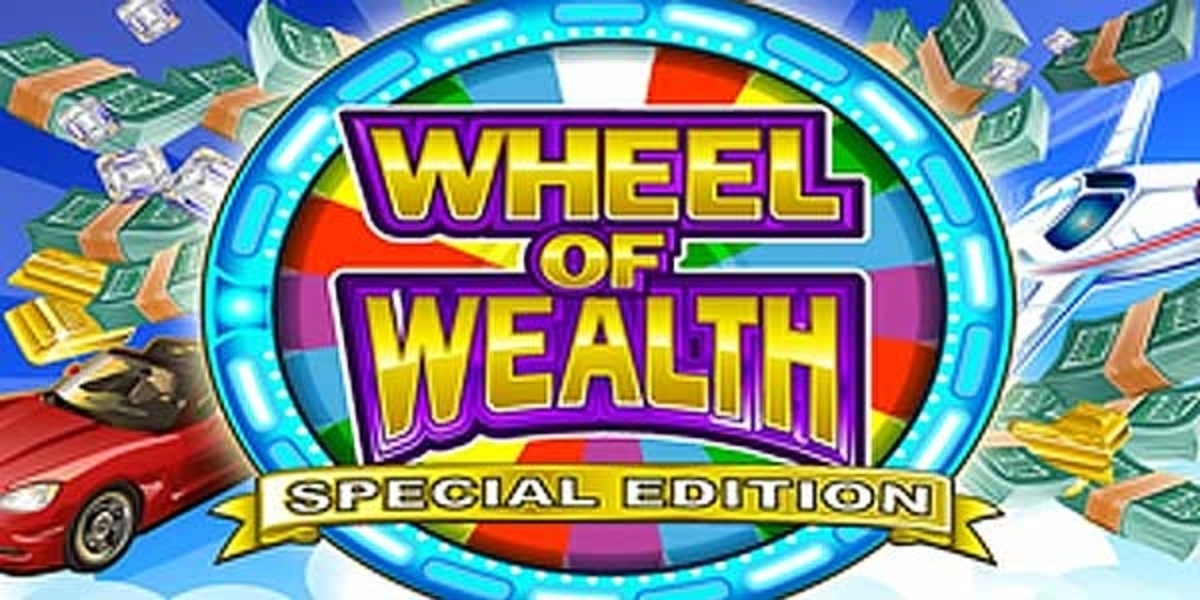 Reels in Wheel of Wealth Slot Game by Microgaming