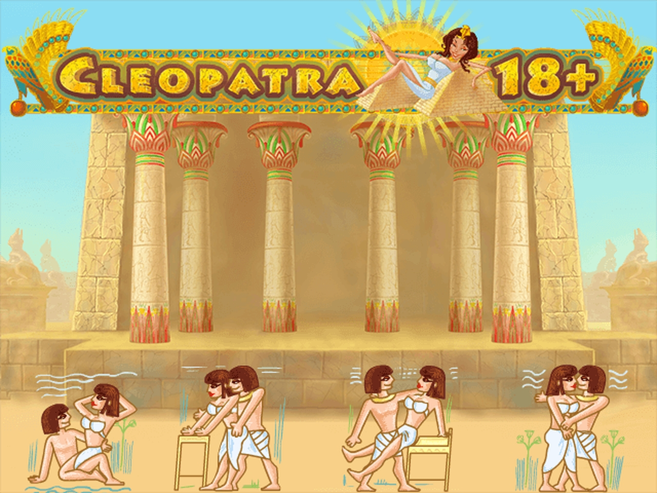 The Cleopatra 18+ Online Slot Demo Game by Mr Slotty