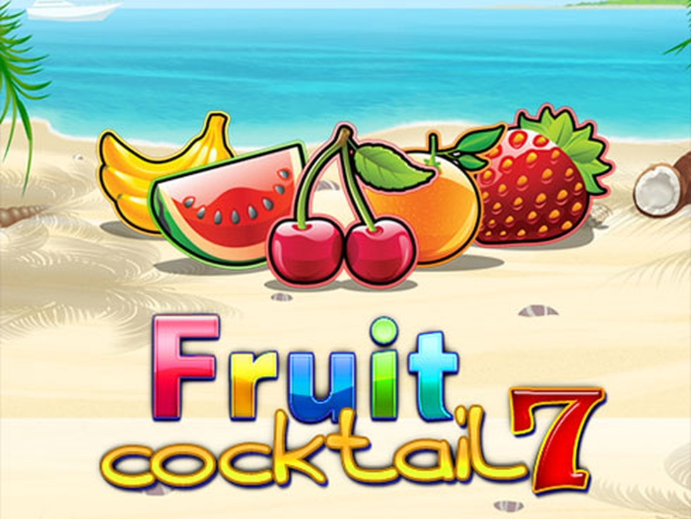 The Fruit Cocktail 7 Online Slot Demo Game by Mr Slotty
