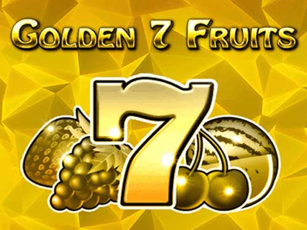 The Golden 7 Fruits Online Slot Demo Game by Mr Slotty