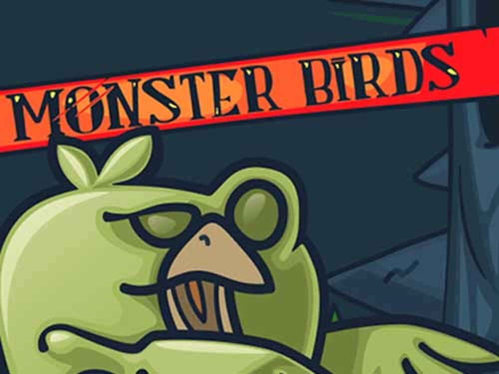 The Monster Birds Online Slot Demo Game by Mr Slotty
