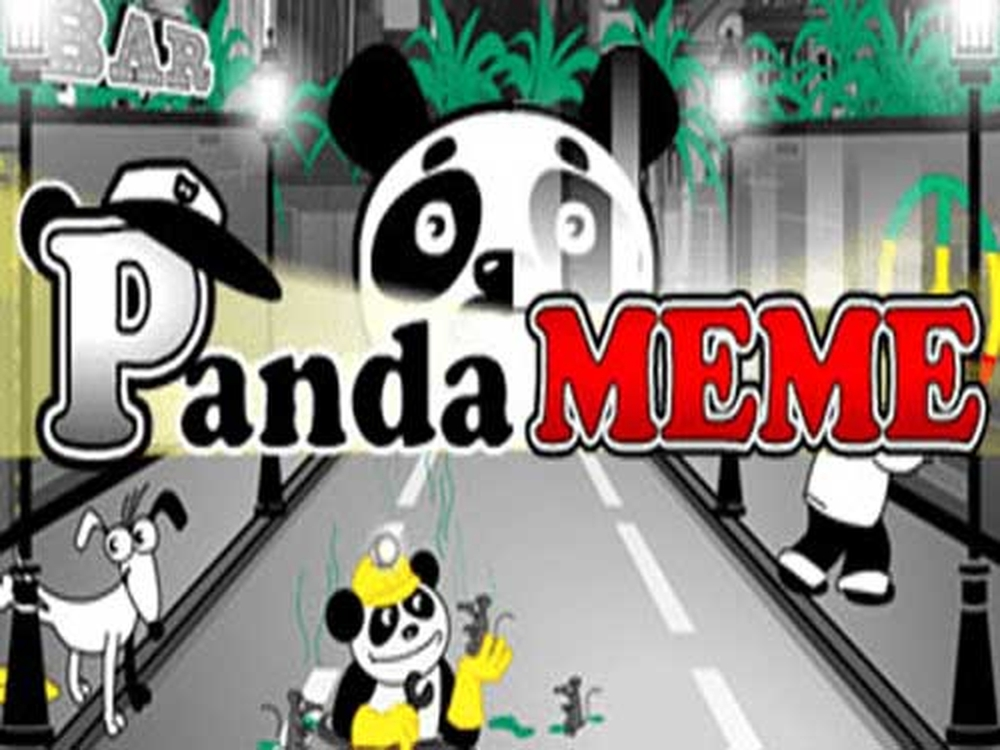 The PandaMEME Online Slot Demo Game by Mr Slotty