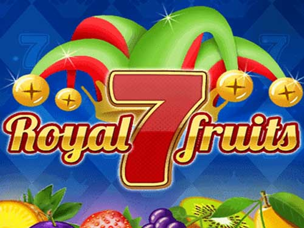 The Royal 7 Fruits Online Slot Demo Game by Mr Slotty