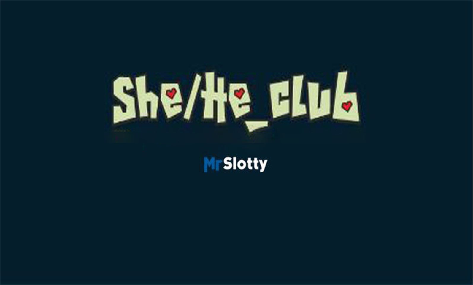 The She/He Club Online Slot Demo Game by Mr Slotty