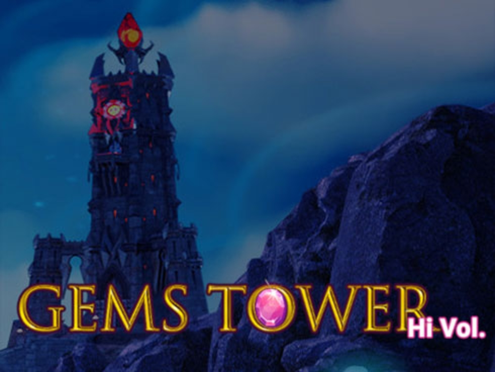 The The Gems Tower Online Slot Demo Game by Mr Slotty
