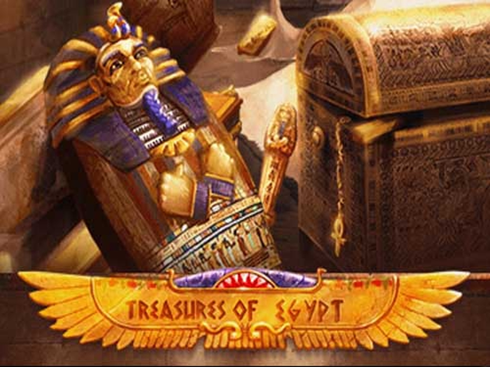 The Treasures of Egypt (MrSlotty) Online Slot Demo Game by MrSlotty